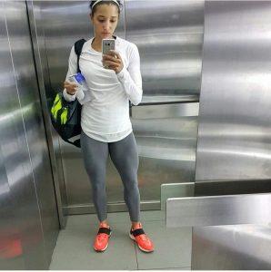 Zaakirah Khalek Fitness
