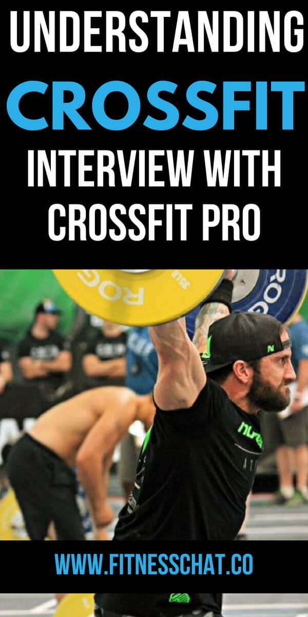 guide to crossfit for beginners and interview with crossfit pro