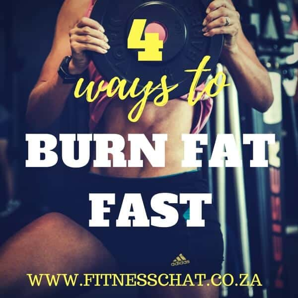4 ways to become a FAT burning machine by boosting your metabolism
