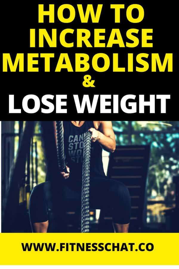 How to Increase Metabolism and Lose Weight | How to boost metabolism for fat loss