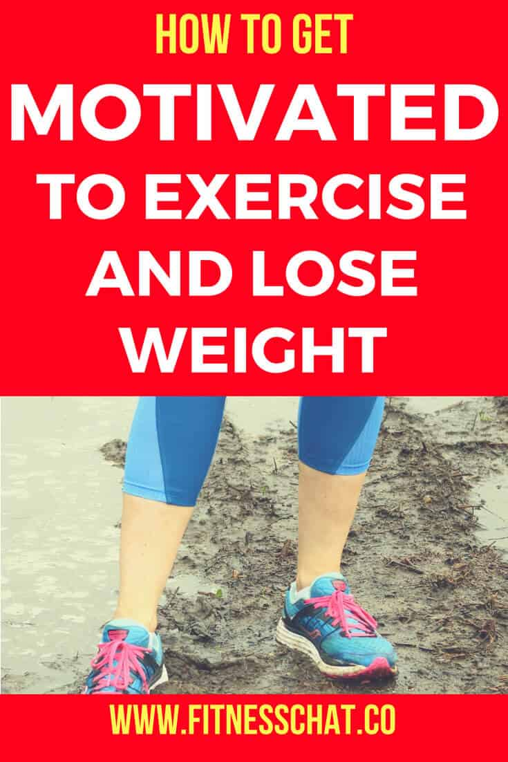 Workout motivation tips-how to get motivated to exercise and start losing weight