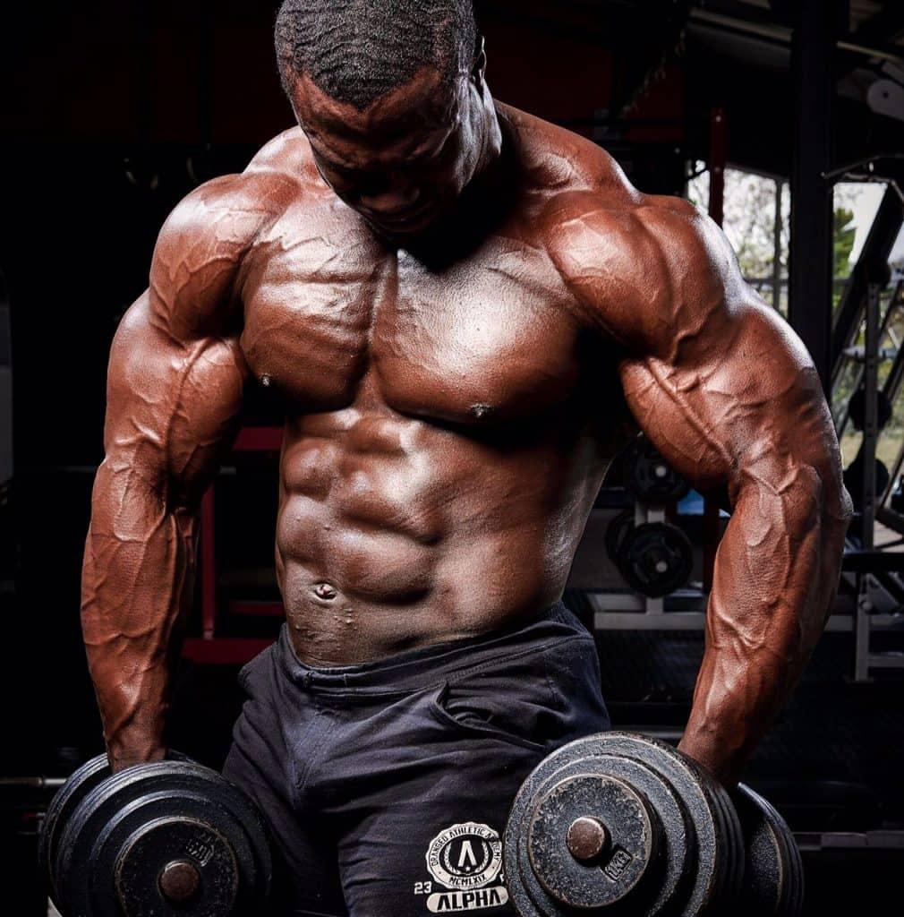Sibusiso Kotelo training plan