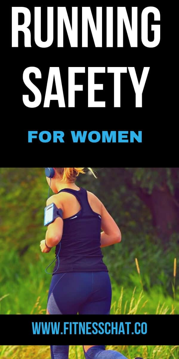 running safety for women