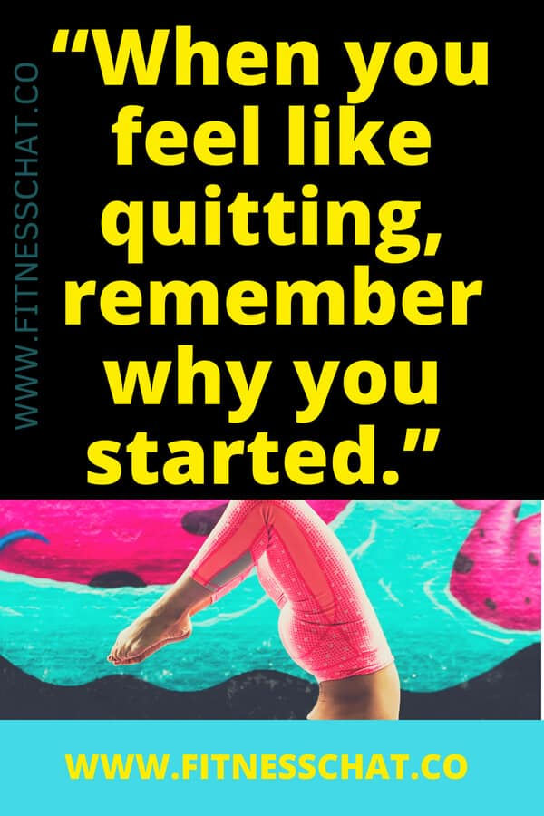 Fitness inspirational quotes for instant motivation