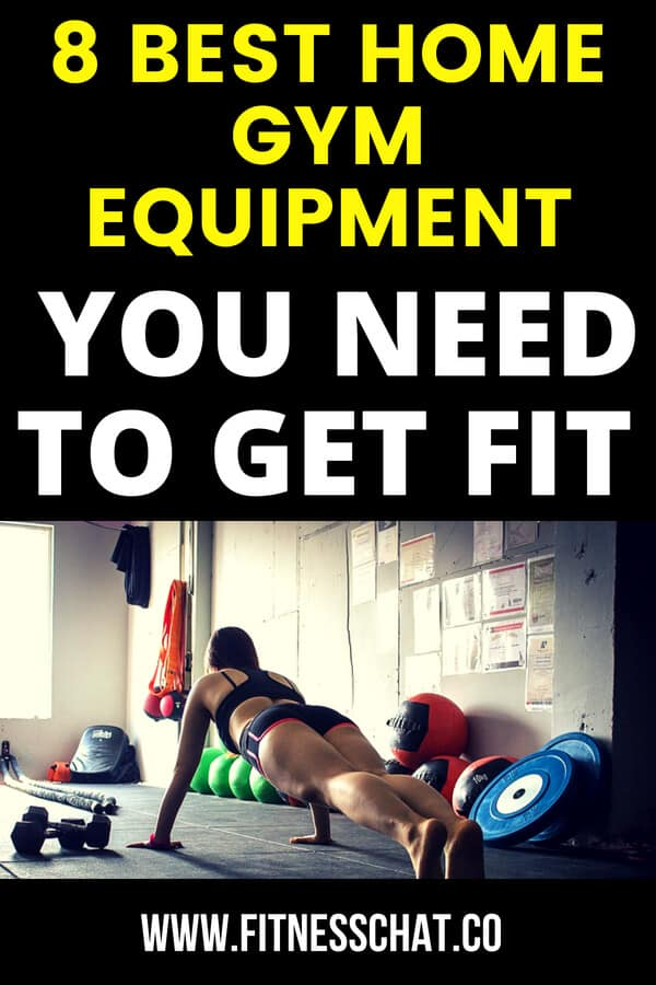 best home gym equipment you can buy to get fit
