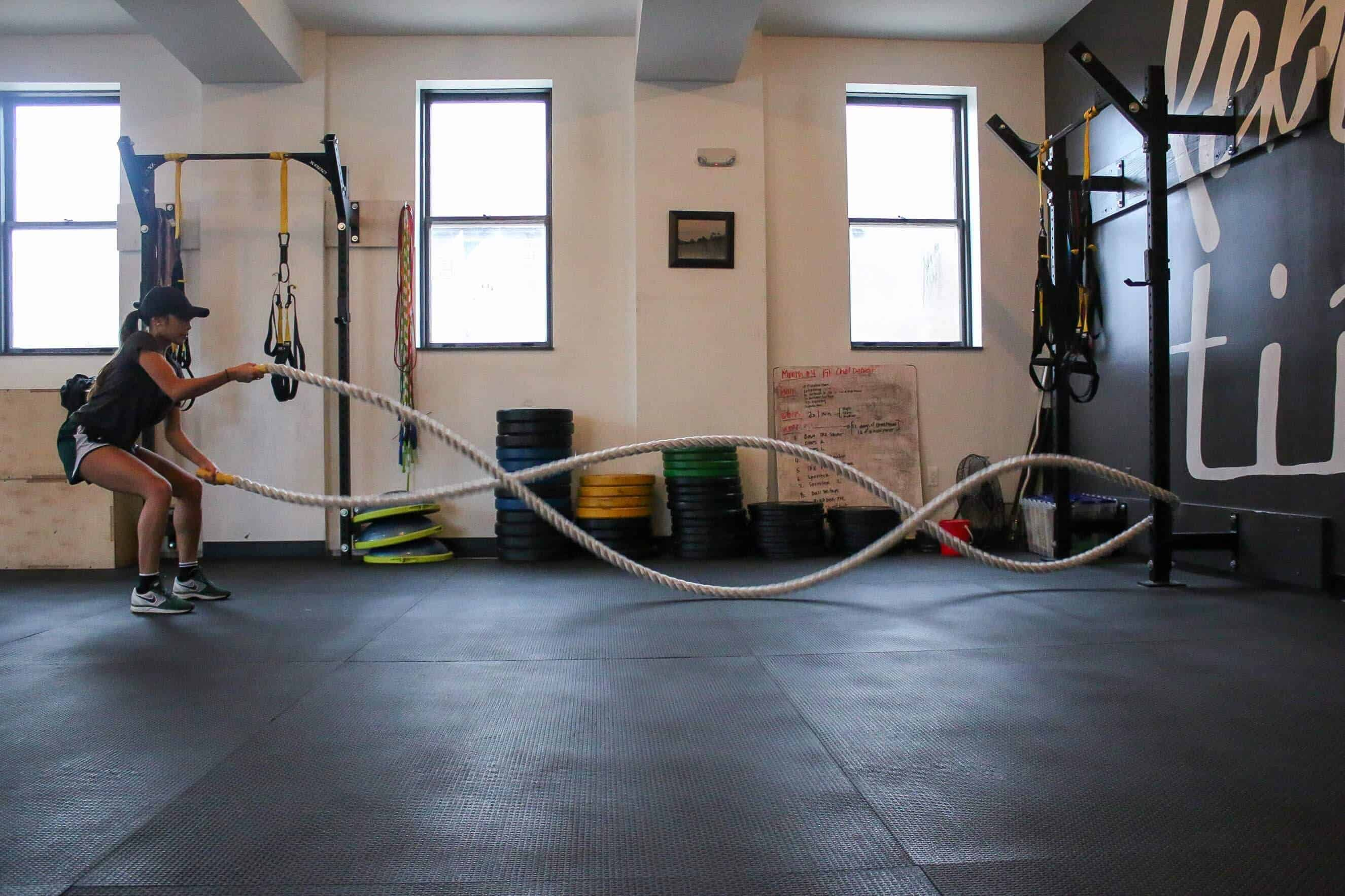 ESSENTIAL EQUIPMENT FOR BUILDING A HOME GYM ON A BUDGET
