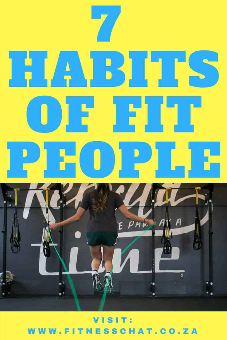 Find out how to be fit for life by not going on a diet and making exercise a habit. Check out the habits of highly fit people