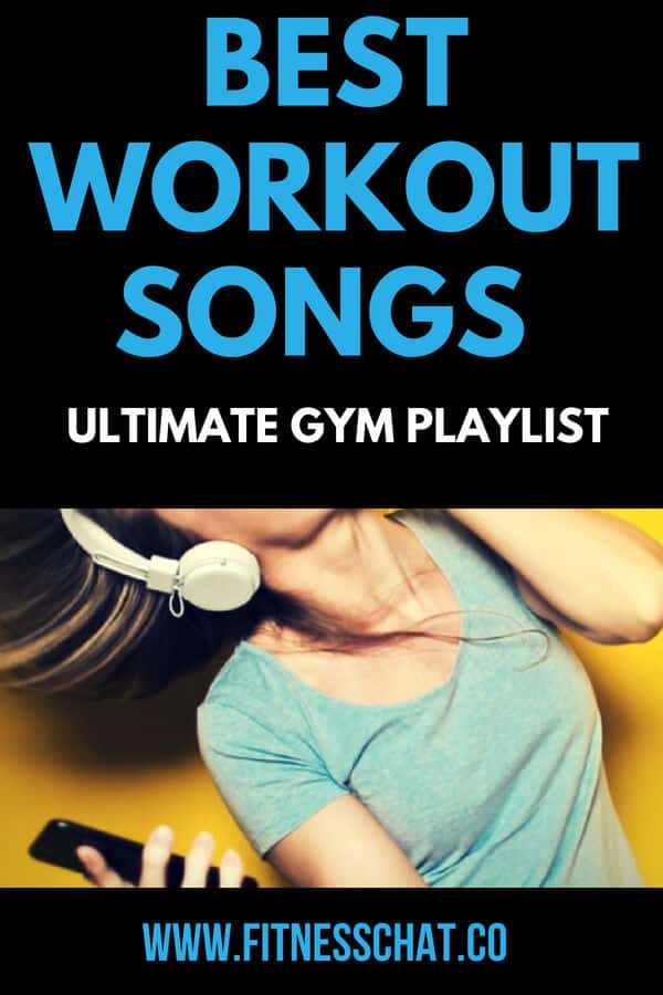 BEST WORKOUT SONGS- THE ULTIMATE GYM PLAYLIST
