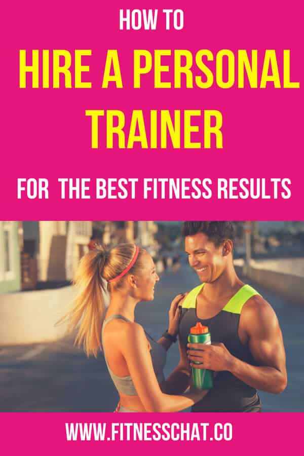 Learn how to hire a personal trainer who knows what they are doing