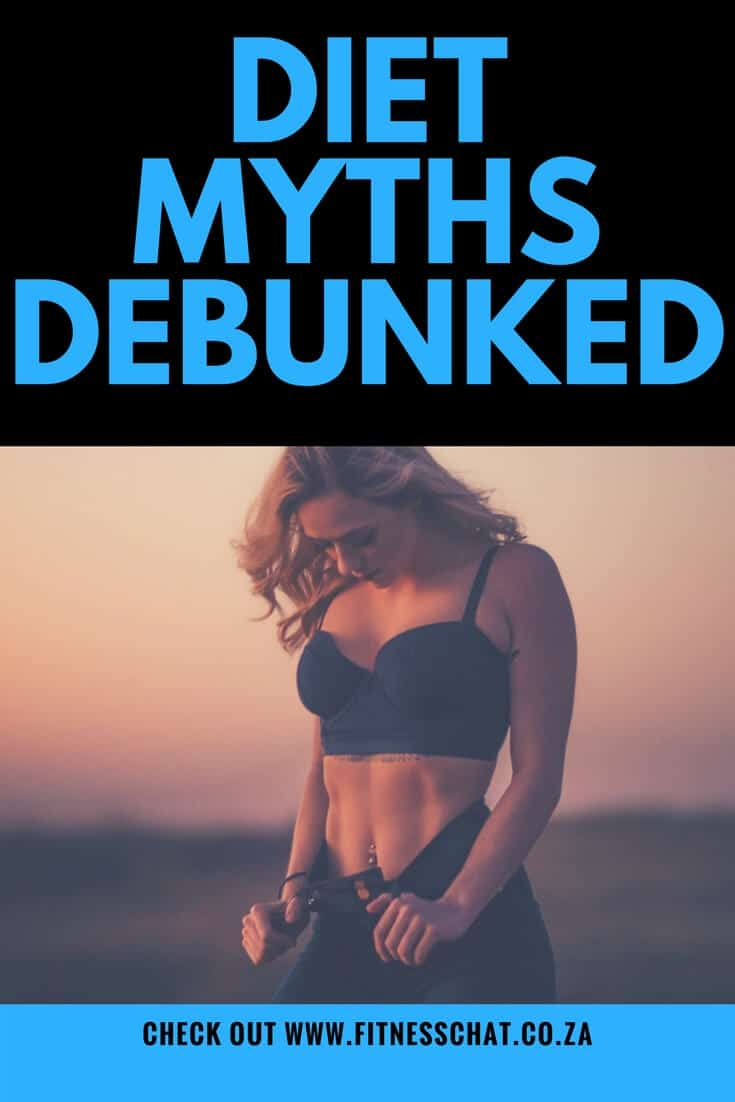 COMMON FITNESS MYTHS DEBUNKED