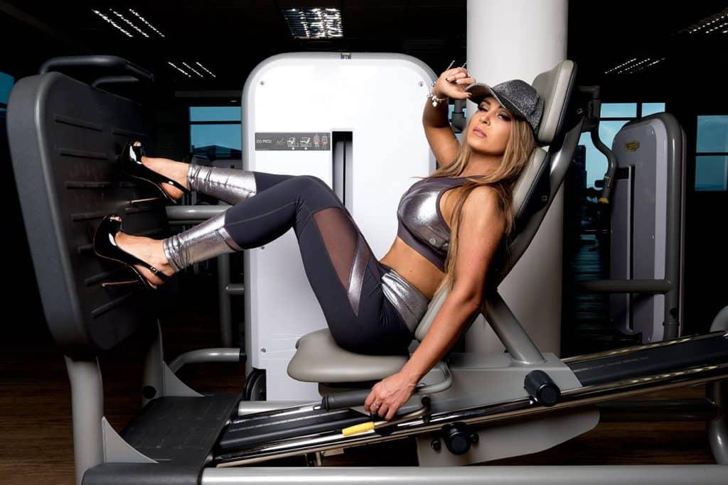 Tanya de Lange top 10 fitness trainer