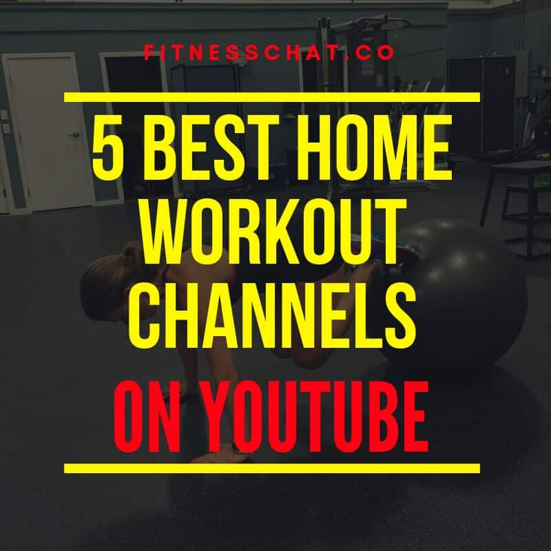 Best workout routines on Youtube