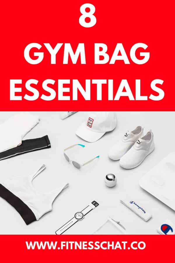 8 gym bag essentials every gym girl and beginner needs