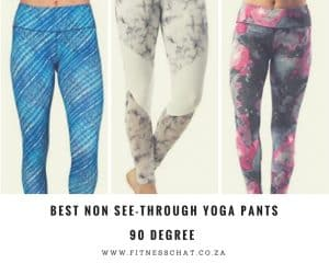 Best non see through leggings