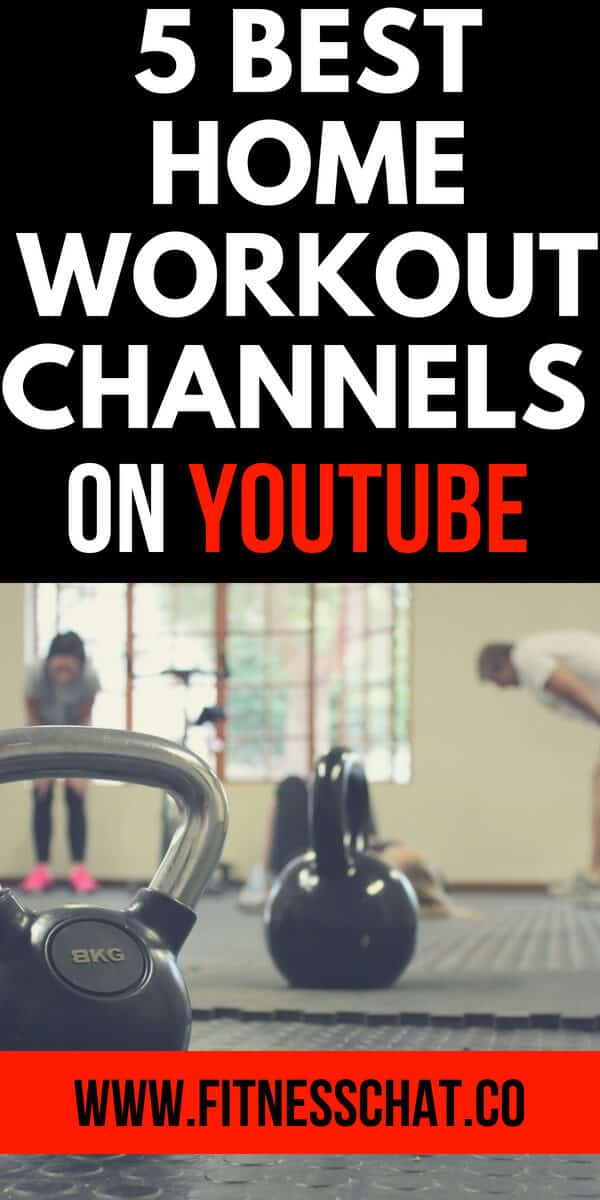 Best fitness channels on Youtube that will get you in shape and help you lose weight, workout routines for beginners on Youtube