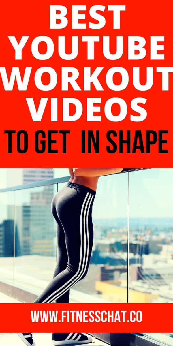 best YouTube workout videos for weight loss