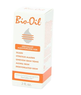 Bio-oil best way to remove stretch marks