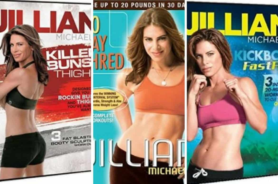 10 10 BEST JILLIAN MICHAEL WORKOUT videos