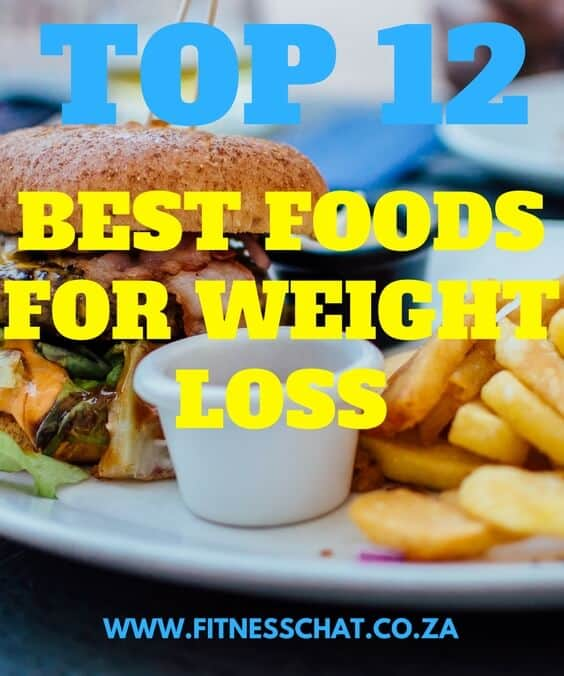 These are the best foods for weight loss