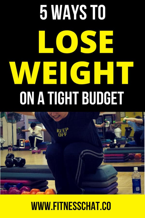 Learn how to lose weight on a tight budget fast