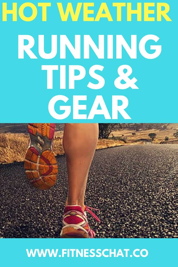 Beat the heat by learning the tips and tricks for hot weather running. Best summer running tips and how to stay cool during summer running plus the best gear for hot weather running