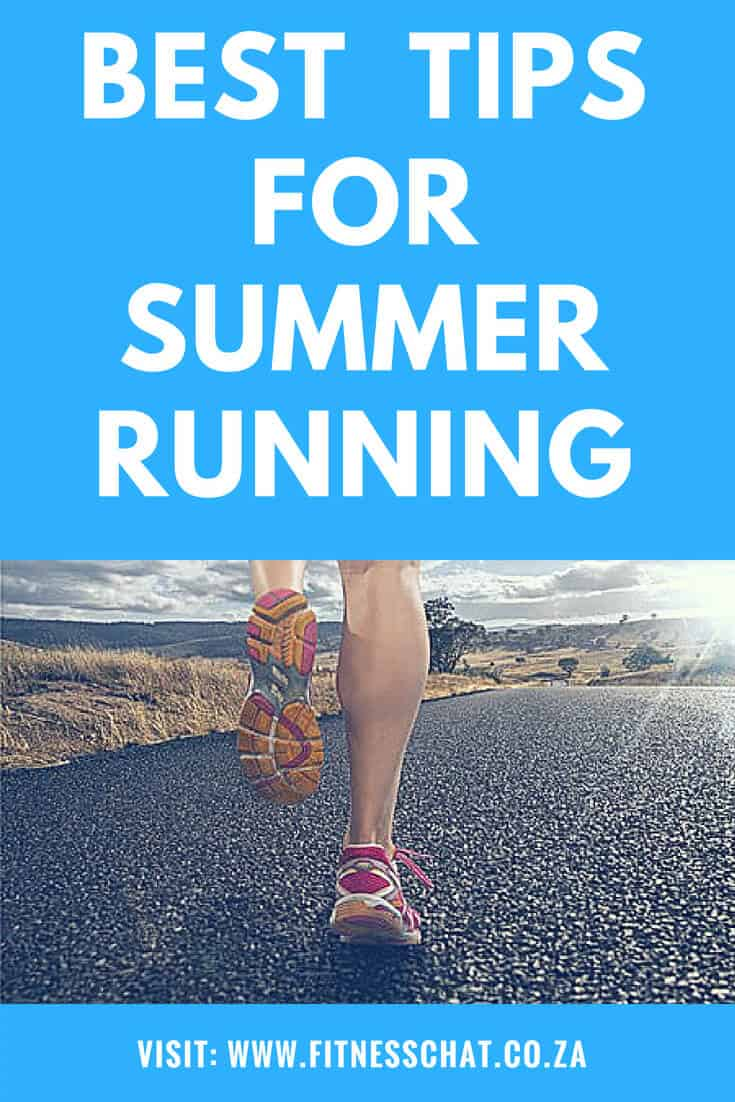 The best times to head out for a run in summer are in the early hours of the morning or late evening when the temperatures are much cooler and tolerable.