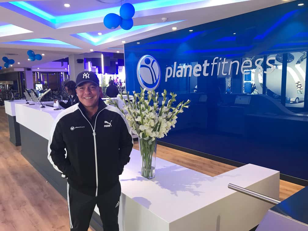 Planet fitness founder and CEO Manny Rivera