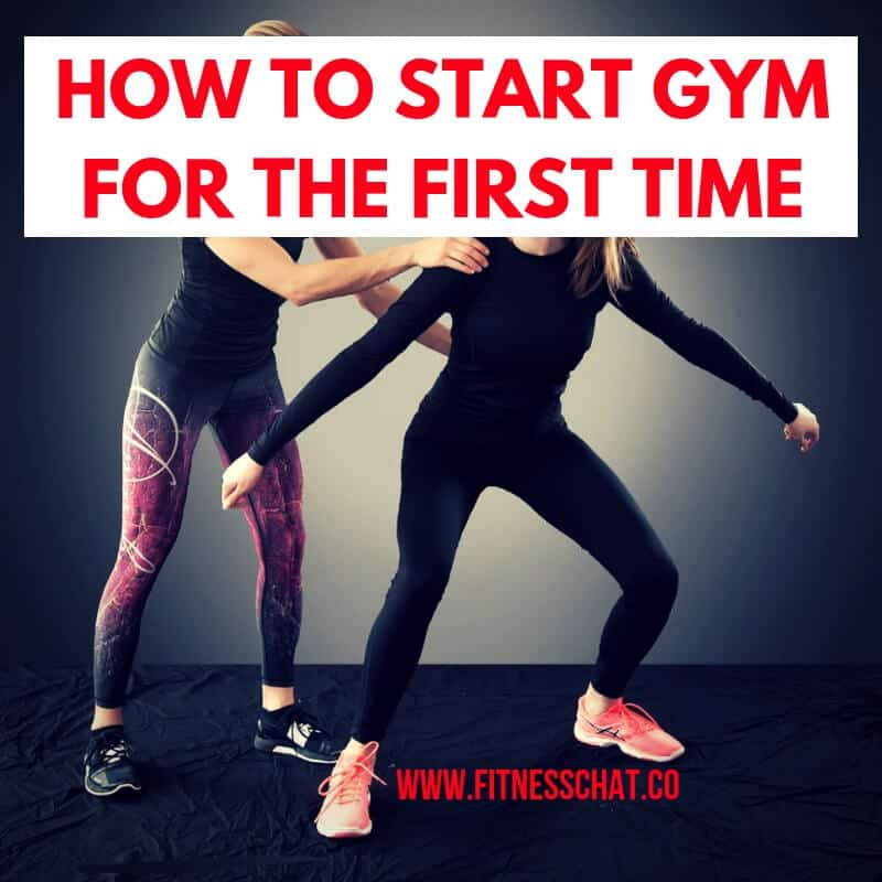how to start gym for the first time; the dos and donts and etiquette at the gym