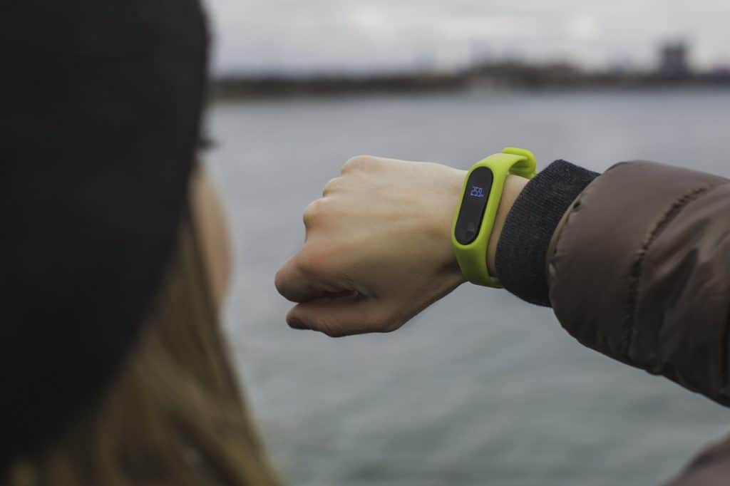 Wear a Fitness tracker to keep fit in winter