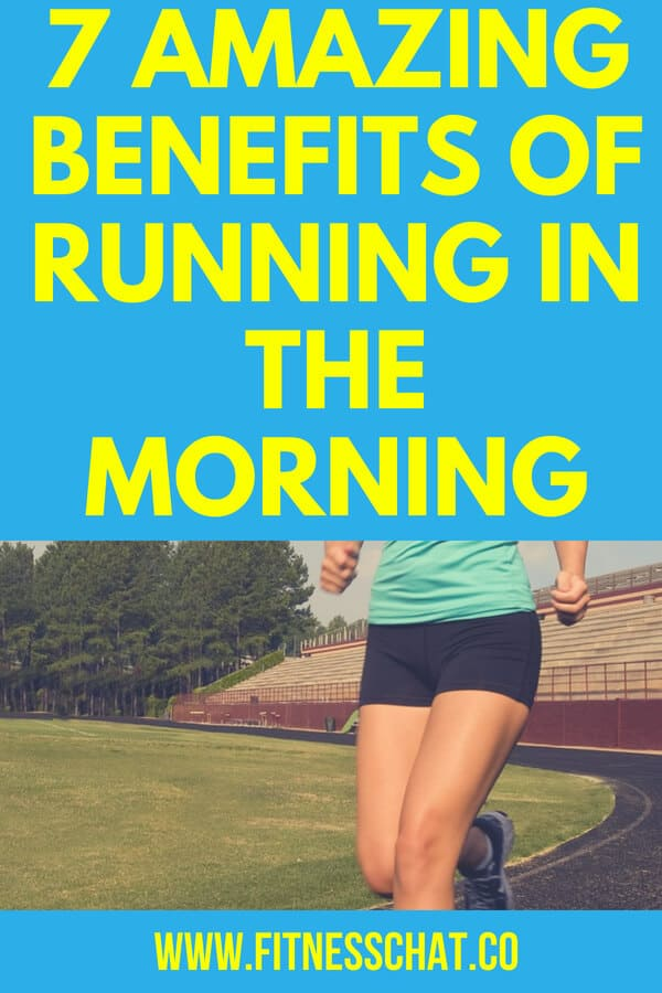 Some of the benefits of running in the morning are that running gives you an energy boost, teaches you self-discipline, and is the best stress reliever.