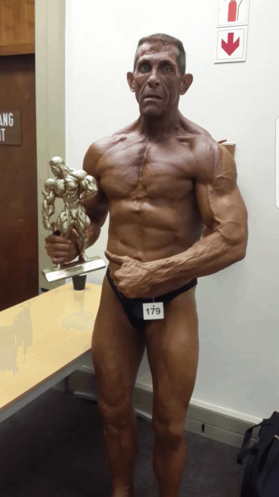 Piet Nabba 2017 Champ