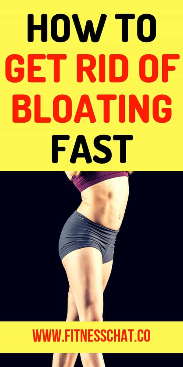 how to get rid of bloating fast overnight using home remedies