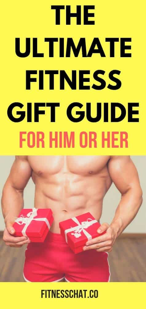 ULTIMATE FITNESS GIFT GUIDE FOR HIM OR HER