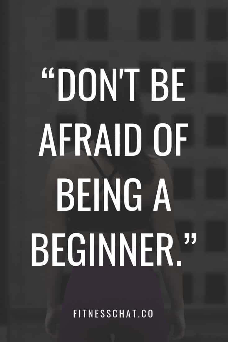 Running quotes for beginners
